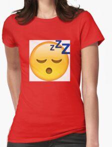 Sleeping Face Emoji T-Shirt