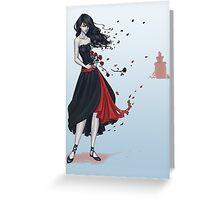 Helena Greeting Card