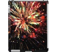 Fireworks at the Oval iPad Case/Skin