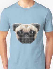 Pug Tile Unisex T-Shirt