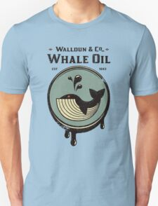 Walldun & Co Whale Oil T-Shirt