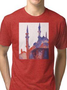 Minarets  Tri-blend T-Shirt