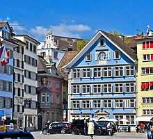 Zurich Color by Nick Conde-Dudding