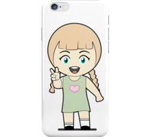 Piccola Simo  Victory iPhone Case/Skin