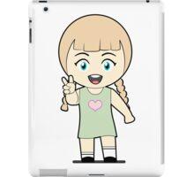Piccola Simo  Victory iPad Case/Skin