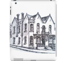 Buninyong, Victoria. The Crown Hotel. 1885. iPad Case/Skin