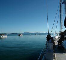 Blue Sails by D. D.AMO