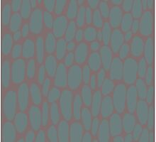 0025 Aurometalsaurus Dots with Complementary Color by DayColors