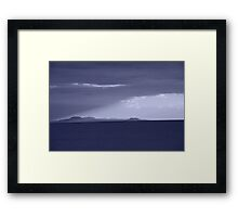Fuerteventura: A nice place to live Framed Print