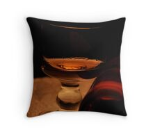 Amontillado Sherry, Rutherglen Throw Pillow