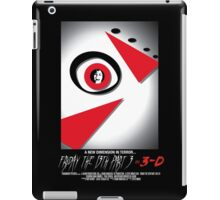 Friday The 13th Part 3  iPad Case/Skin