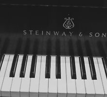 Oh... To Play On a Steinway!! by Heather Friedman