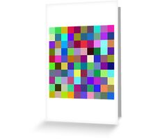 Color does not add a pleasant quality to design, it reinforces it. Greeting Card