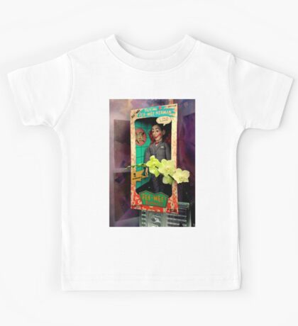 I Know You Are But What Am I Kids Tee