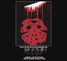 Friday The 13th Part 4: The Final Chapter T-Shirt