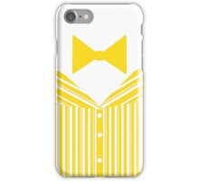Dapper Dans (Yellow) iPhone Case/Skin
