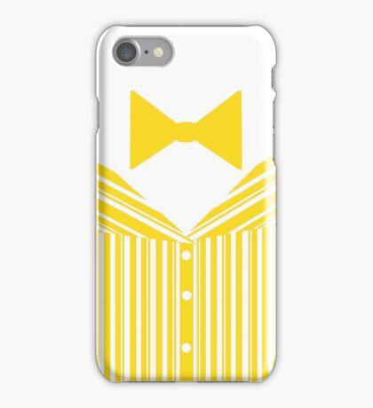 Dapper Dans (Yellow) iPhone Case/Skin