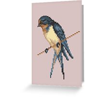 Bird 6 Greeting Card