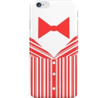 Dapper Dans (Red) iPhone Case/Skin