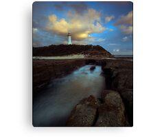 Norah head lighthouse Canvas Print