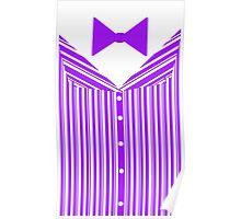 Dapper Dans (Purple) Poster
