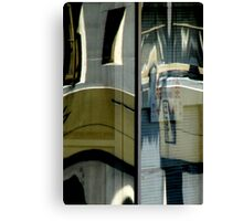 San Francisco Reflection 34 Canvas Print