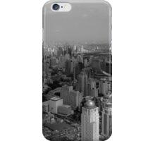 Bangkok: Top of Baiyoke Tower iPhone Case/Skin