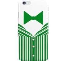 Dapper Dans (Green) iPhone Case/Skin