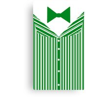 Dapper Dans (Green) Canvas Print