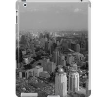 Bangkok: Top of Baiyoke Tower iPad Case/Skin