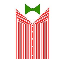 Dapper Dans (Christmas Outfit) Photographic Print