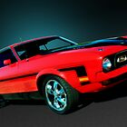1972 Ford Mustang by Kurt Golgart