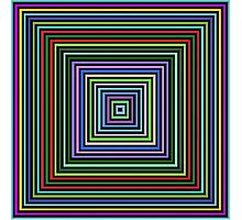 Colors, Colors, Colors!  Photographic Print