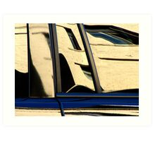 San Francisco Reflection 41 Art Print