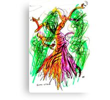 Come Willow lad Canvas Print