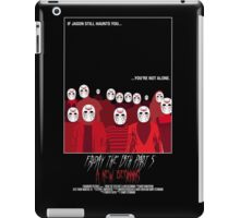 Friday The 13th Part 5: A New Beginning iPad Case/Skin