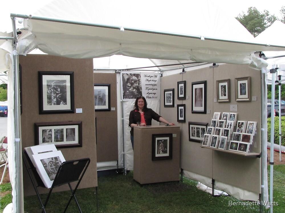 Art Show 2010 by Bernadette Watts
