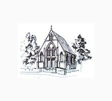 Christ Church Kensington Melbourne. Elizabeth Moore Goldingⓒ Unisex T-Shirt