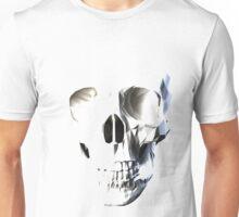 Skull facet - light Unisex T-Shirt