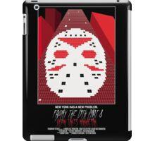 Friday The 13th Part 8: Jason Takes Manhattan iPad Case/Skin