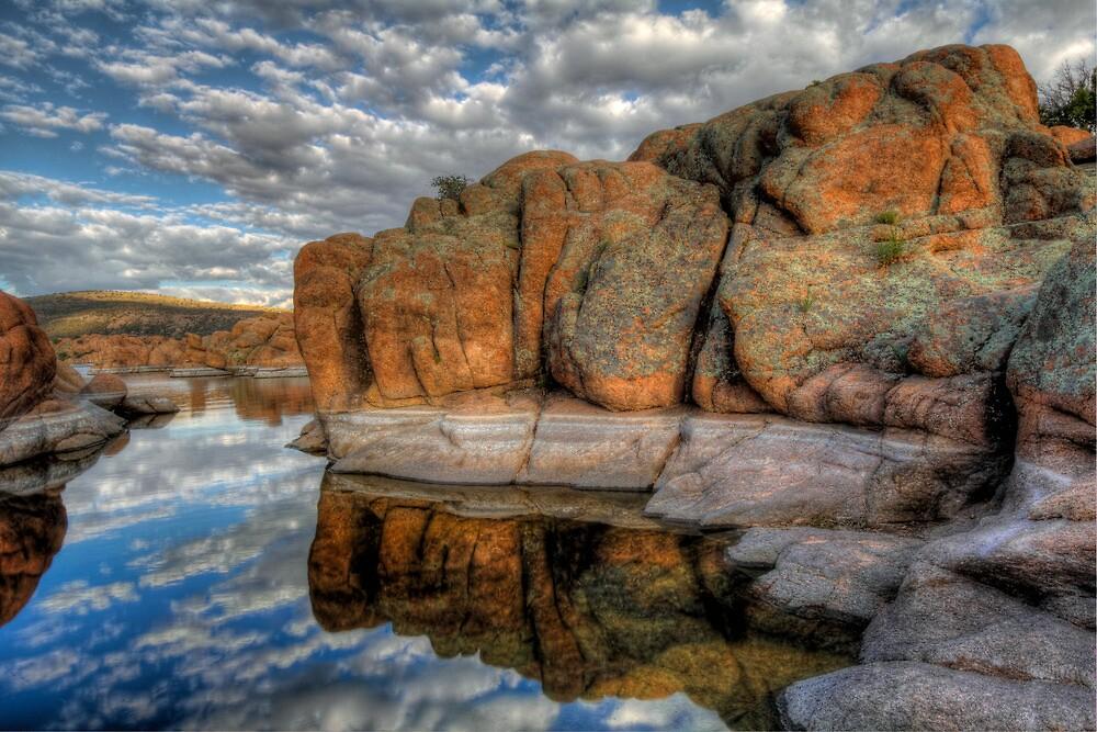 Cloud Shooter by Bob Larson