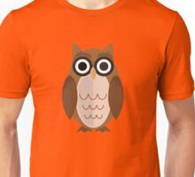 The Wise Owl Unisex T-Shirt