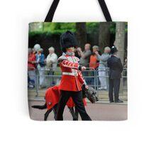 Walking the Dog:-) Tote Bag