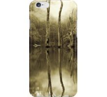Eerie Lake iPhone Case/Skin