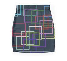 Empty Squares Mini Skirt