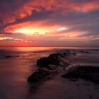 African winter sunset by fortheloveofit