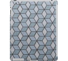 Seamless Squares And Blocks Background iPad Case/Skin