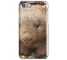 Home is where the hole is. iPhone Case/Skin