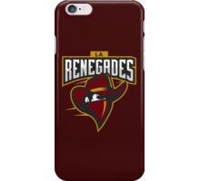 LA Renegades (LoL, CS:GO) iPhone Case/Skin
