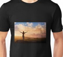 Freedom on Earth Unisex T-Shirt